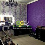 Amenajari-interioare-de-LUX-Tapet-Scoala-de-machiaj-Luciana-Sasu-design-interior-decoratiuni
