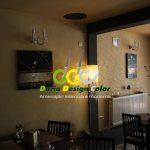 interioare-moderne-cafenea-pereti-cu-Velvet-Rose-Petals